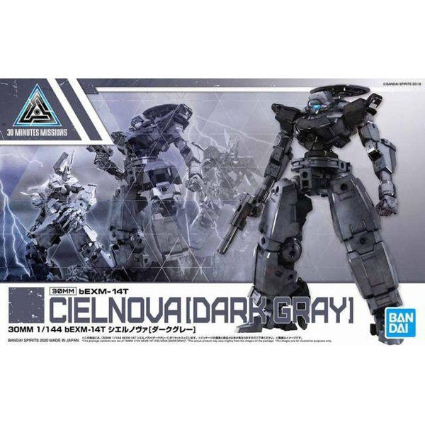 Bandai 1/144 NG 30MM BEXM-14T Cielnova (Dark Grey)