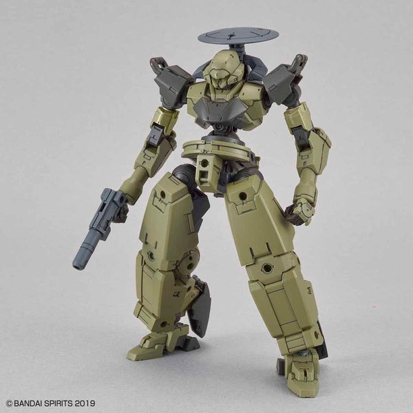 Bandai 1/144 NG 30MM BEXM-14T Cielnova (Green) front on view.