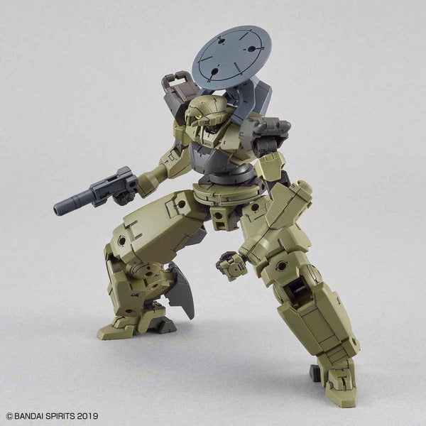 Bandai 1/144 NG 30MM BEXM-14T Cielnova (Green) action pose 1