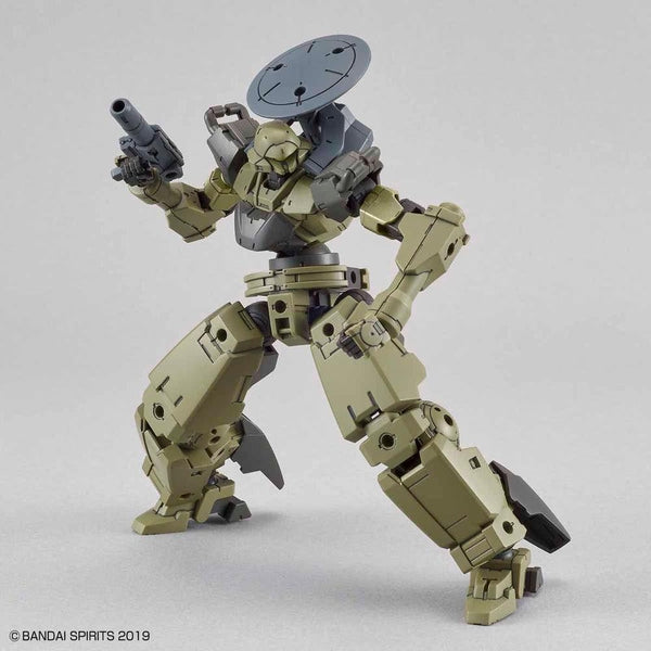 Bandai 1/144 NG 30MM BEXM-14T Cielnova (Green) action pose 2