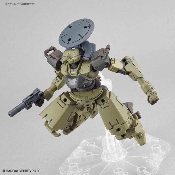 Bandai 1/144 NG 30MM BEXM-14T Cielnova (Green) action pose 3