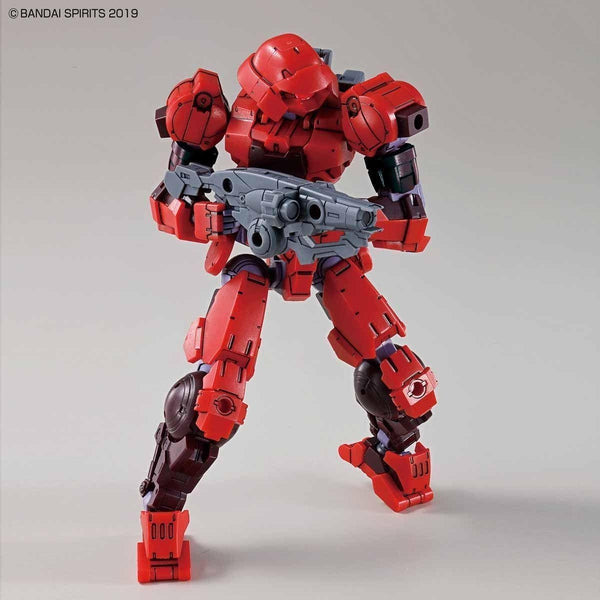 Bandai 1/144 NG 30MM BEXM-15 Portanova (Red) action pose