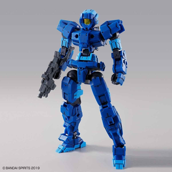 Bandai 1/144 NG 30MM EEXM-17 Alto (Blue) front on pose
