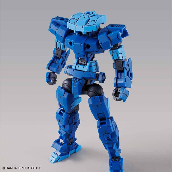 Bandai 1/144 NG 30MM EEXM-17 Alto (Blue) action pose