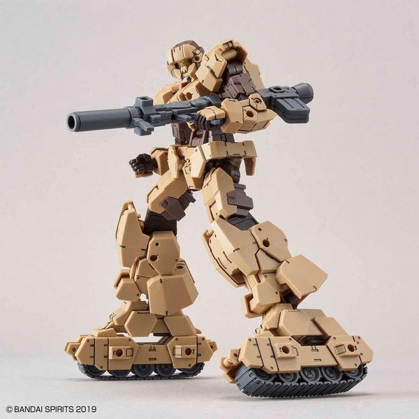 Bandai 1/144 NG 30MM EEXM-17 Alto Ground Type (Brown) on tank treads 2
