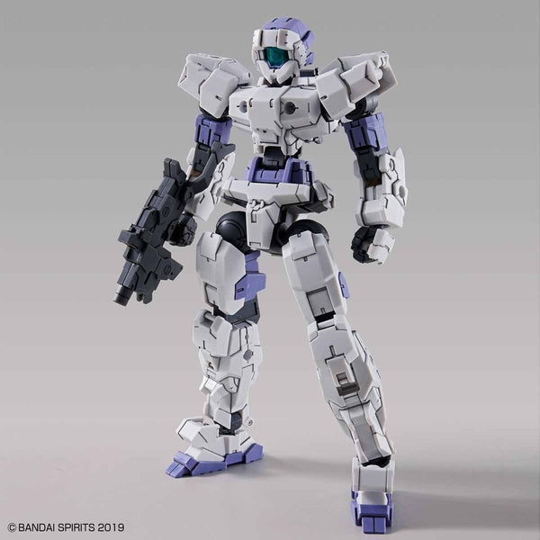 Bandai 1/144 NG 30MM EEXM-17 Alto (White) front on pose