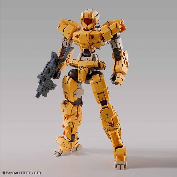 Bandai 1/144 NG 30MM EEXM-17 Alto (Yellow) front on pose
