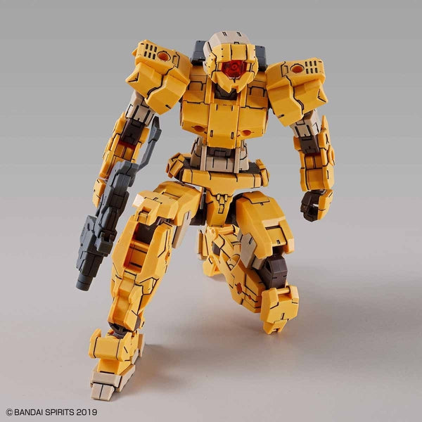 Bandai 1/144 NG 30MM EEXM-17 Alto (Yellow) kneeling