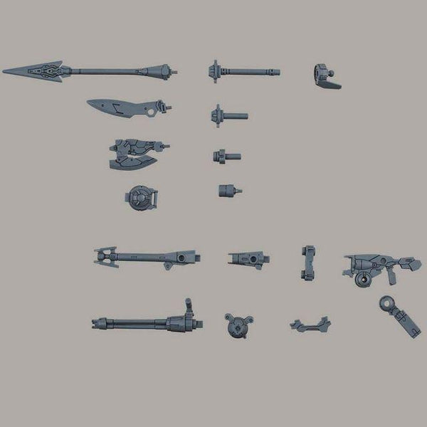 Bandai 1/144 NG 30MM Option Weapon 1 for Portanova included items
