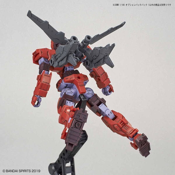 Bandai 1/144 NG 30MM Option Backpack 1 example 1