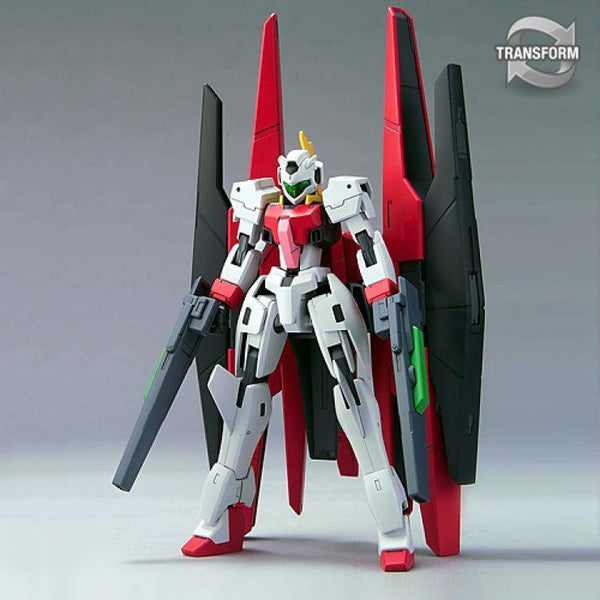 Bandai 1/144 HG GN Archer Front on pose