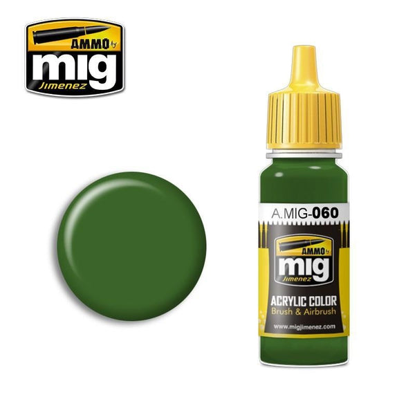 MIG AMMO Pale Green