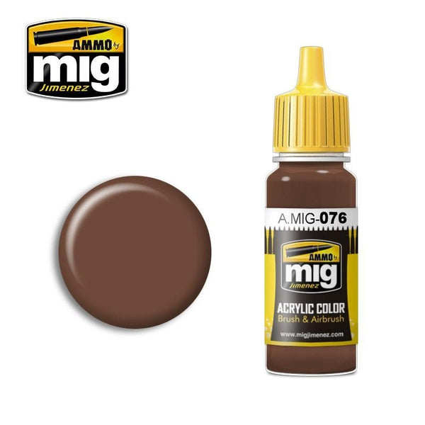MIG AMMO Brown Soil