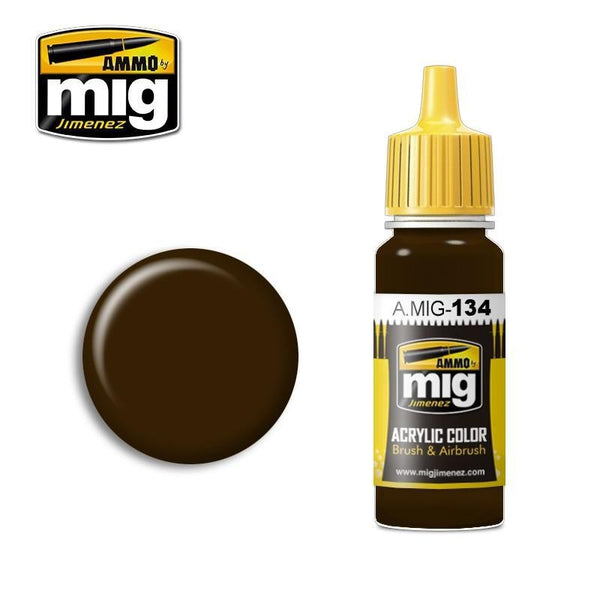 MIG AMMO Burnt Brown Red