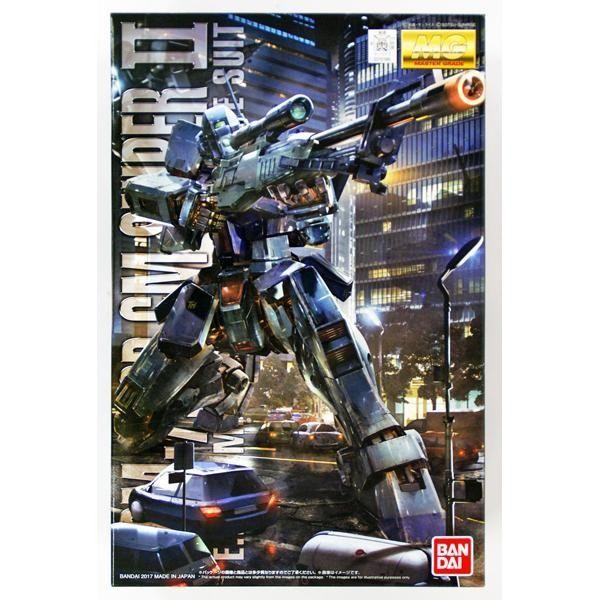 GUNDAM Bandai 1/100 MG RGM-79SP GM Sniper II - CITY HOBBIES AND TOYS BRISBANE CBD