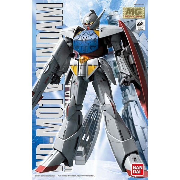 Bandai 1/100 MG WD-M01 Turn A Gundam package art
