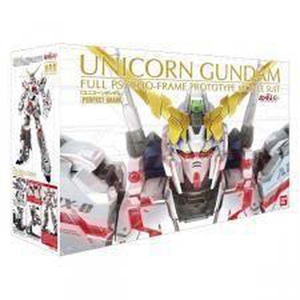 Bandai 1/60 PG RX-0 Unicorn Gundam (without LED) package art