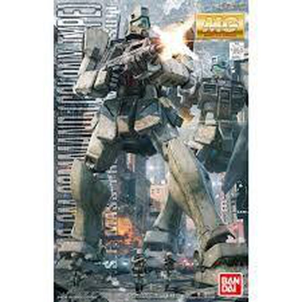 Bandai 1/100 MG GM Command (Colony Type) Cover Art