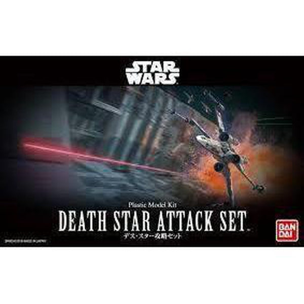 Bandai 1/144 Death Star Attack Set