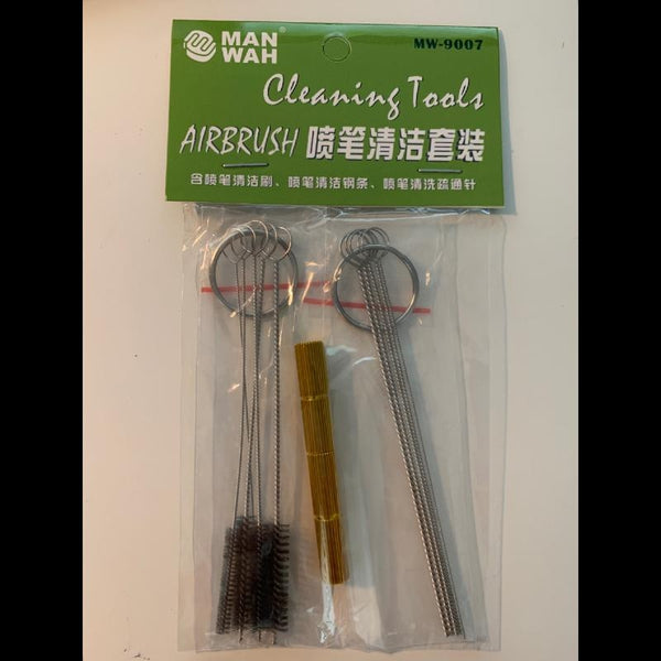 Manwah Airbrush Cleaning Tools