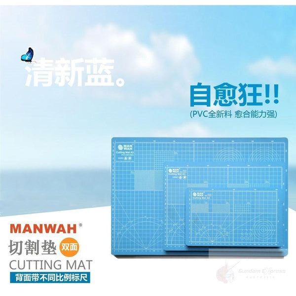 Manwah Cutting Mat A3, 3mm Thick