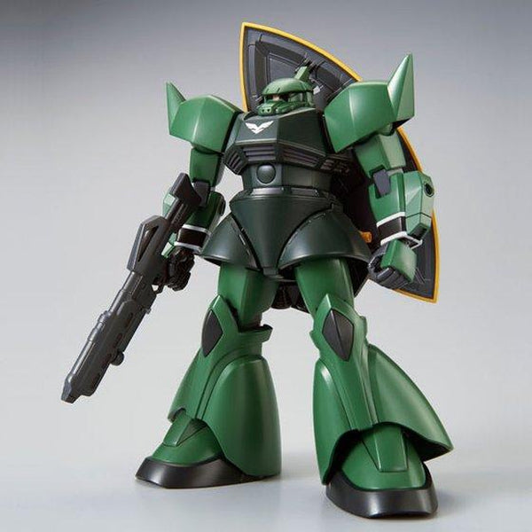 P-Bandai 1/144 HG Gelgoog (Unicorn Ver.) front on