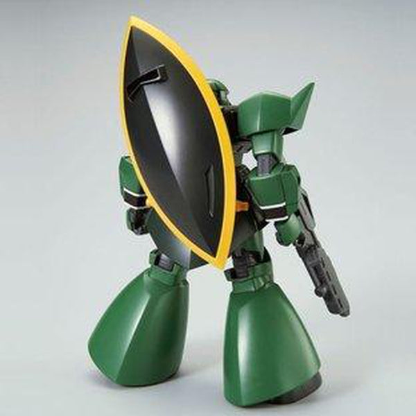 P-Bandai 1/144 HG Gelgoog (Unicorn Ver.) rear view