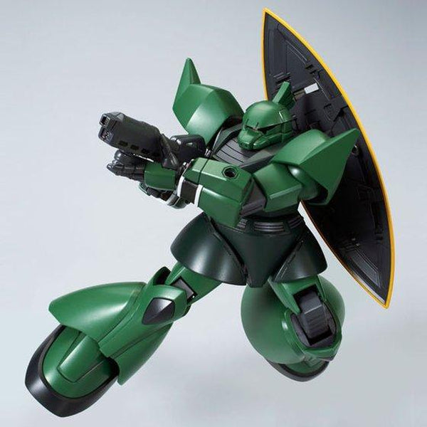 P-Bandai 1/144 HG Gelgoog (Unicorn Ver.) action pose