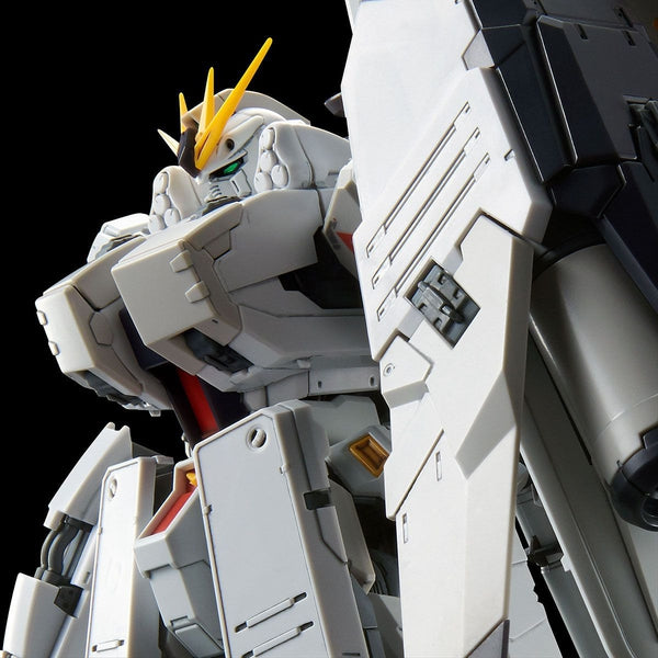 P-Bandai RG 1/144 Nu Gundam HWS close up