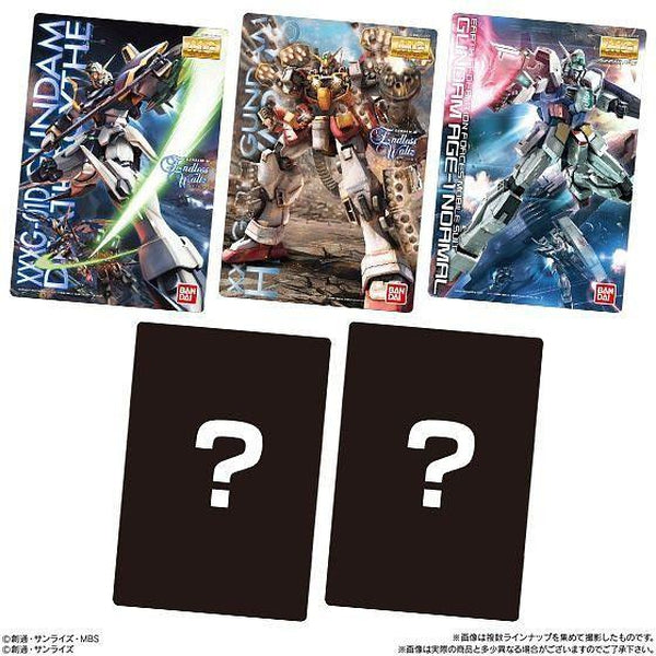 Gashapon Gundam Package Art Collection Vol.4 - Sold per piece.5