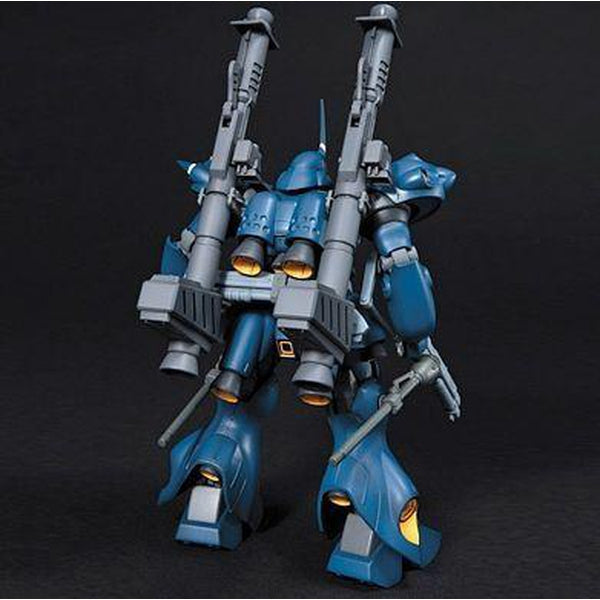 Bandai 1/144 HGUC MS-18E Kampfer rear view.