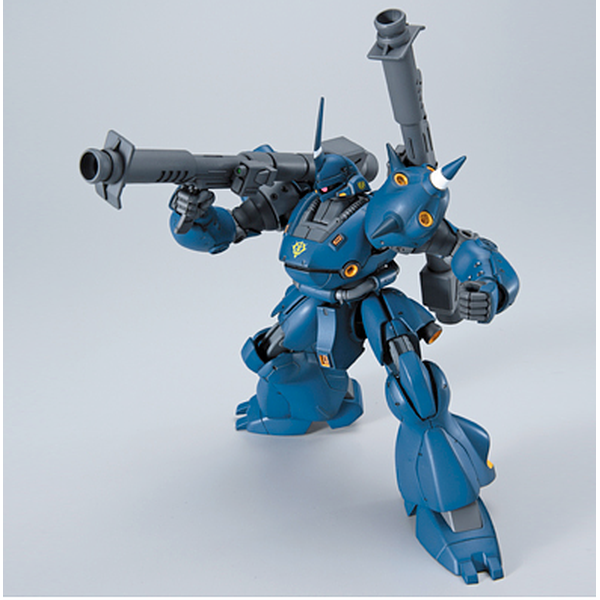 Bandai 1/144 HGUC MS-18E Kampfer with bazookas