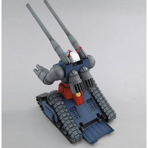 Bandai 1/100 MG RX-75 Guntank rear view.