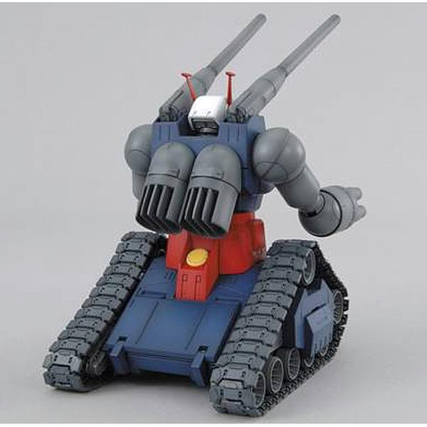Bandai 1/100 MG RX-75 Guntank rear view. close up