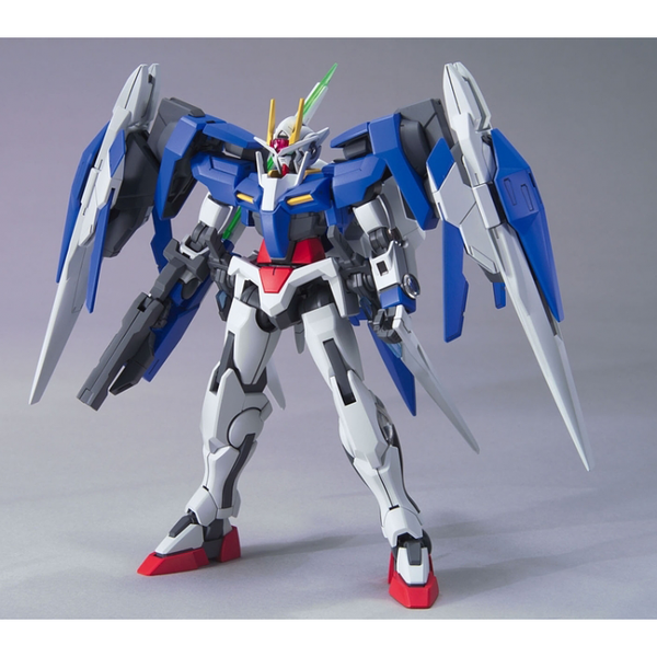 Bandai 1/144 HG 00 Raiser GN Condenser Type front on