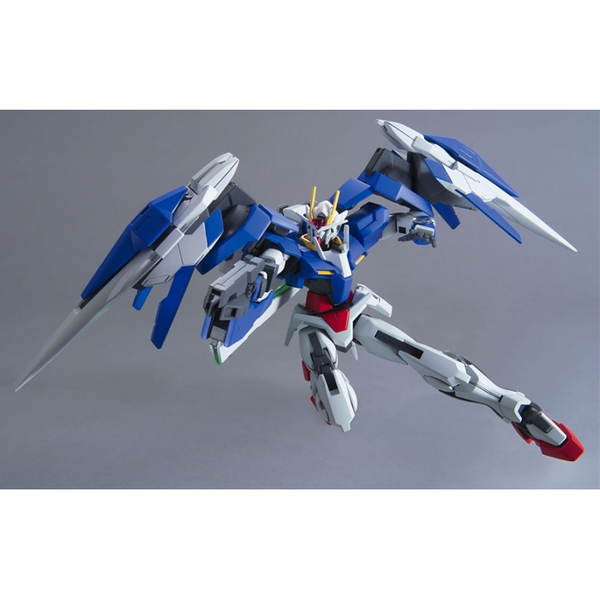 Bandai 1/144 HG 00 Raiser GN Condenser Type action pose