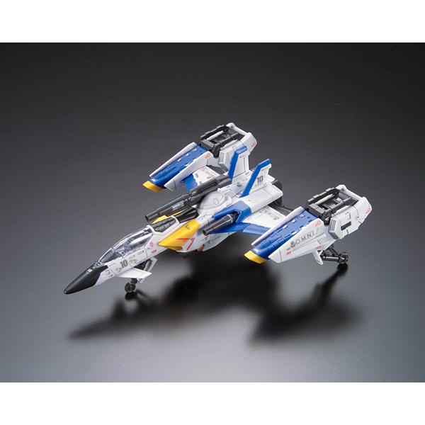 Bandai 1/144 RG FX550 Sky Grasper Launch/Sword front on view.