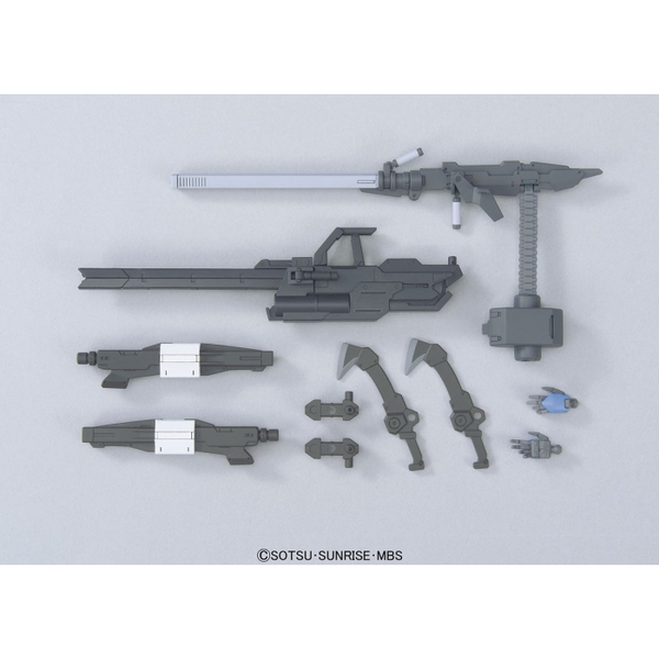 Bandai 1/144 HG Mobile Suit Option Set 7 included accessories