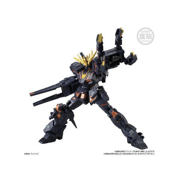 Bandai Mobile Suit Gundam: G Frame Vol 4- banshee action pose