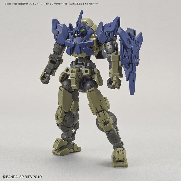 Bandai 1/144 NG 30MM Option Armour for Commander for Portanova (Navy) example use