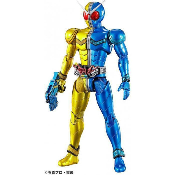 Bandai Figure Rise Standard Kamen Rider Double Luna Trigger front on view.