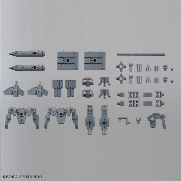Bandai 1/144 NG 30MM Option Parts Set.2. what is included
