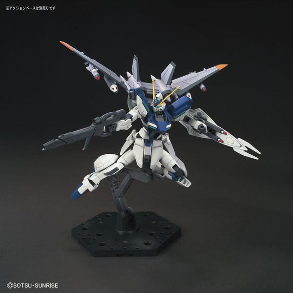Bandai 1/144 HGCE Windam action pose 1