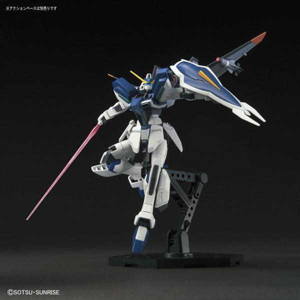Bandai 1/144 HGCE Windam action pose 2