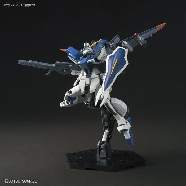 Bandai 1/144 HGCE Windam action pose 3