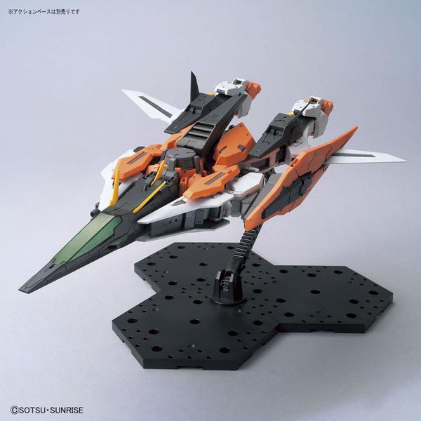 Bandai 1/100 MG GN-003 Gundam Kyrios transformed 2