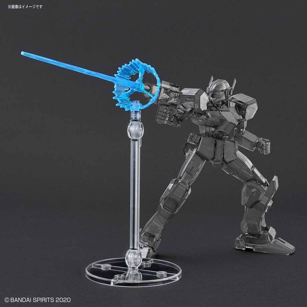 Bandai 1/144 30MM Customise Effect (Gunfire Image Ver. Blue) example use  6