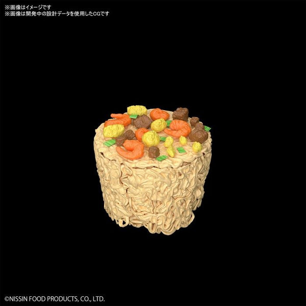 Bandai 1/1 Best Hit Chronicle Cup Noodles completed noodles no cup