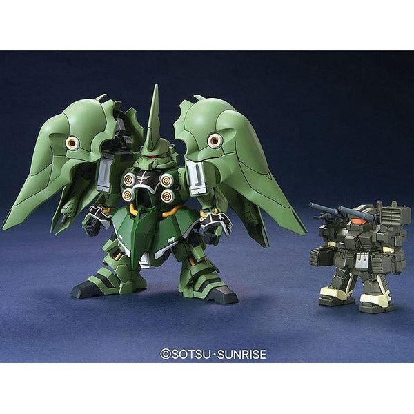 Bandai SD BB367 Kshatriya with loto