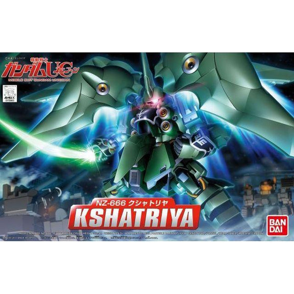 Bandai SD BB367 Kshatriya package art